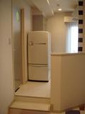 ドアを開けたら冷蔵庫