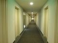 ながーい廊下