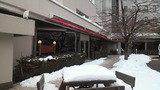 カフェ・ド・グルメ デ・プレ入口