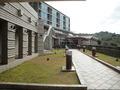 建物デザインがユニーク