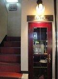 1階の公衆電話