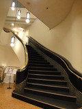 特徴のある階段