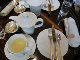 高級茶葉「ロンネフェルト」