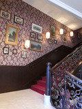 ロビーの階段