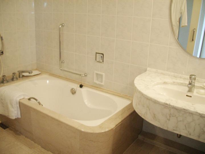 お風呂も、ラグジュアリー。
