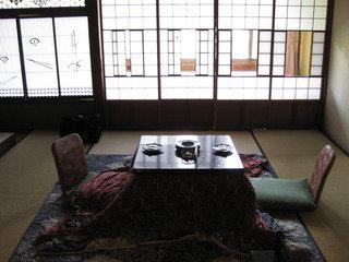 しっぽりできる日本のお宿。