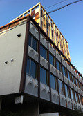 目黒通りにある、センスの良いホテル。