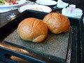 ザ・テラス ランチブュッフェのパン