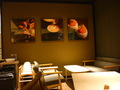 宇都宮駅直結のホテル内レストラン「ラピス」