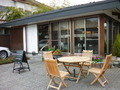 天童荘ガーデンカフェ