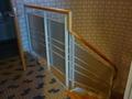 メゾネットの階段
