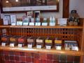 菊華荘の富士屋オリジナル商品販売コーナー