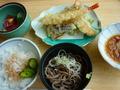 9月の天ぷらバイキング 天ぷらだけじゃありません