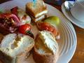 たくさん種類のあるサンドウィッチ&スイーツビュッフェ