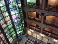 ホテルの廊下から結婚式場が!