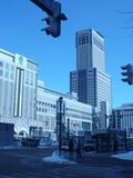 札幌駅直結