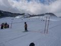 すぐそばのスキー場へ行きました