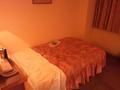 ベッドはこのような感じです