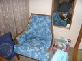 お部屋の椅子