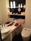 洗面所もキレイ