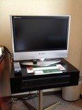 小さいテレビ