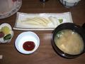 あさか荘の朝食