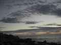 イサナリゾート前の海岸