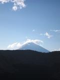廊下から見える富士山