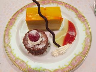 コース料理4(デザート)