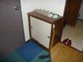 部屋の靴箱
