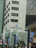 川崎駅東口からの外観