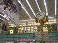 JR名古屋駅 中央コンコースのマリオット看板