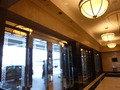 ホテル2階入口 車寄せ