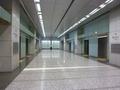 2階スカイシャトル側出口を出てすぐのシャトルエレベーター