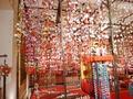 雛の吊るし飾り(15階ロビー)