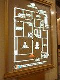 本館1階の見取り図
