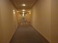 宿泊者しか入れない、お部屋前の廊下