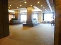 本館17階の絶景ロビー