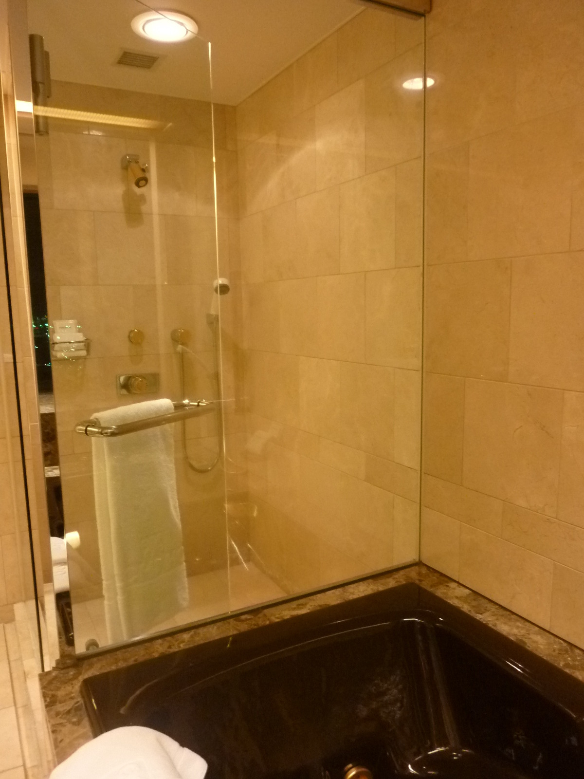 風呂からシャワーブース(透明 ...