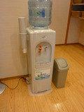 大浴場のお水サービス