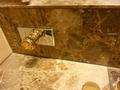 珍しい! お風呂の温度調整専用のバルブ