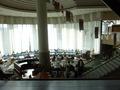ホテル1階のビュッフェレストラン