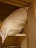 「柔らかい枕」です