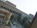 部屋からの眺め(宝塚駅とソリオ)