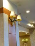 1階ソラレスの素敵なライト