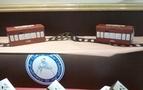 宝塚ホテルのロゴと 阪急電車