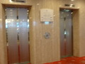 東館1階のエレベーター