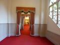 本館の雰囲気あふれる廊下