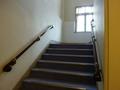 本館客室階の階段