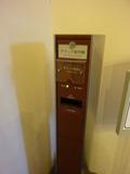 本館 客室階のチケット販売機